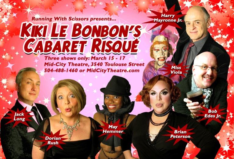 Kiki Le Bonbon's Cabaret Risque