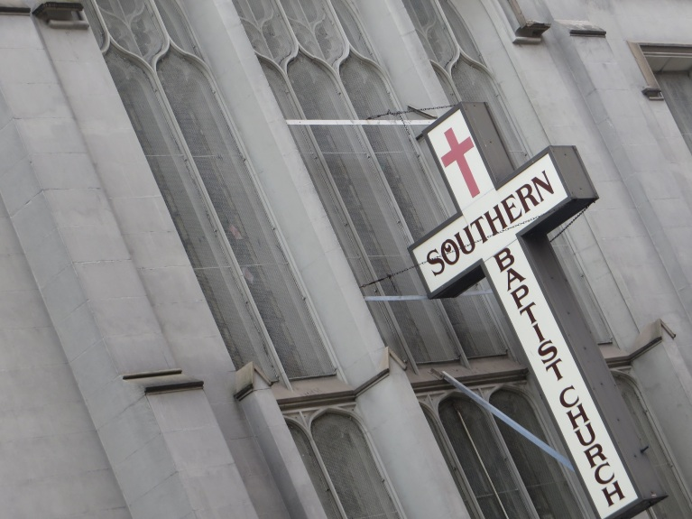 Southern Baptist Church in Manhattan
