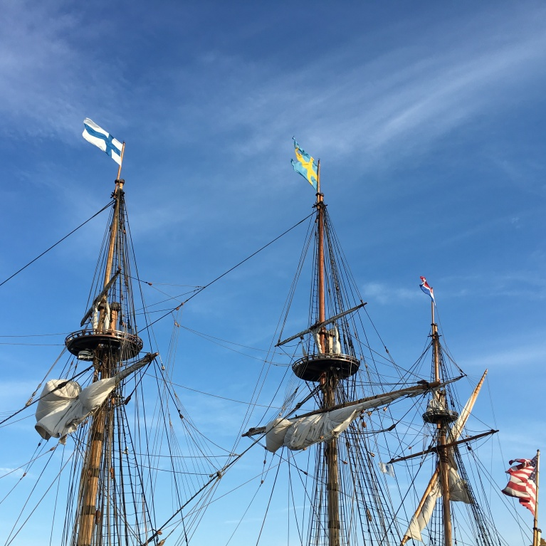 Provincetown galleon