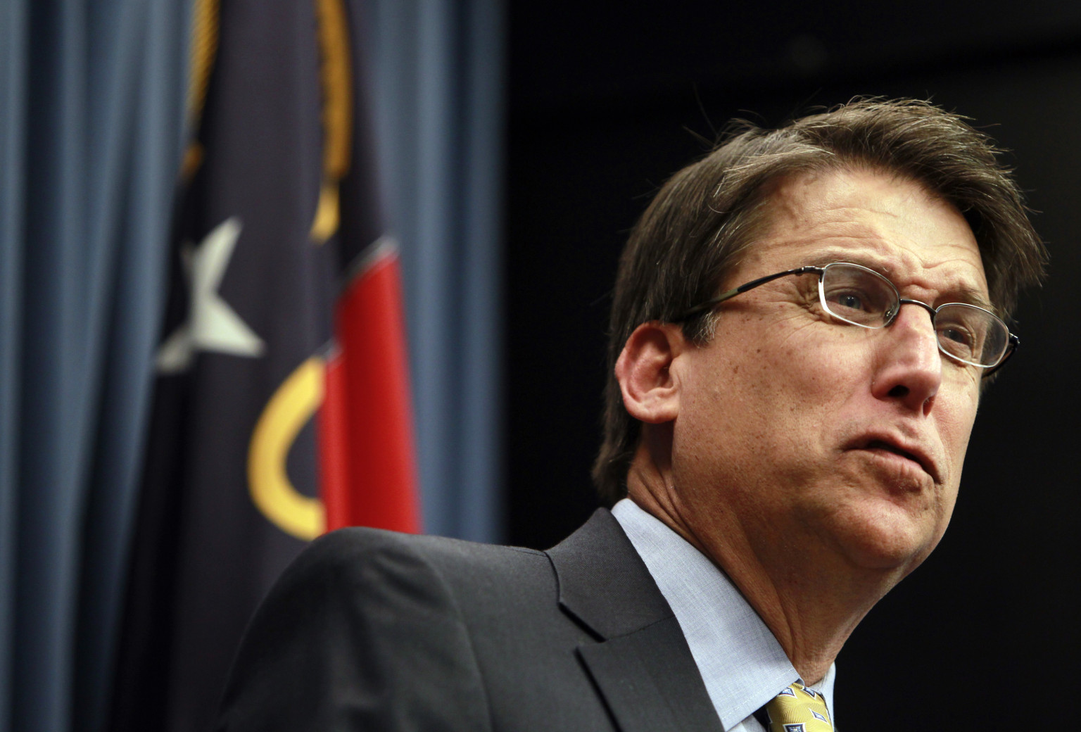 Pat McCrory's loss is my gain, and I'm not sure how I feel about that