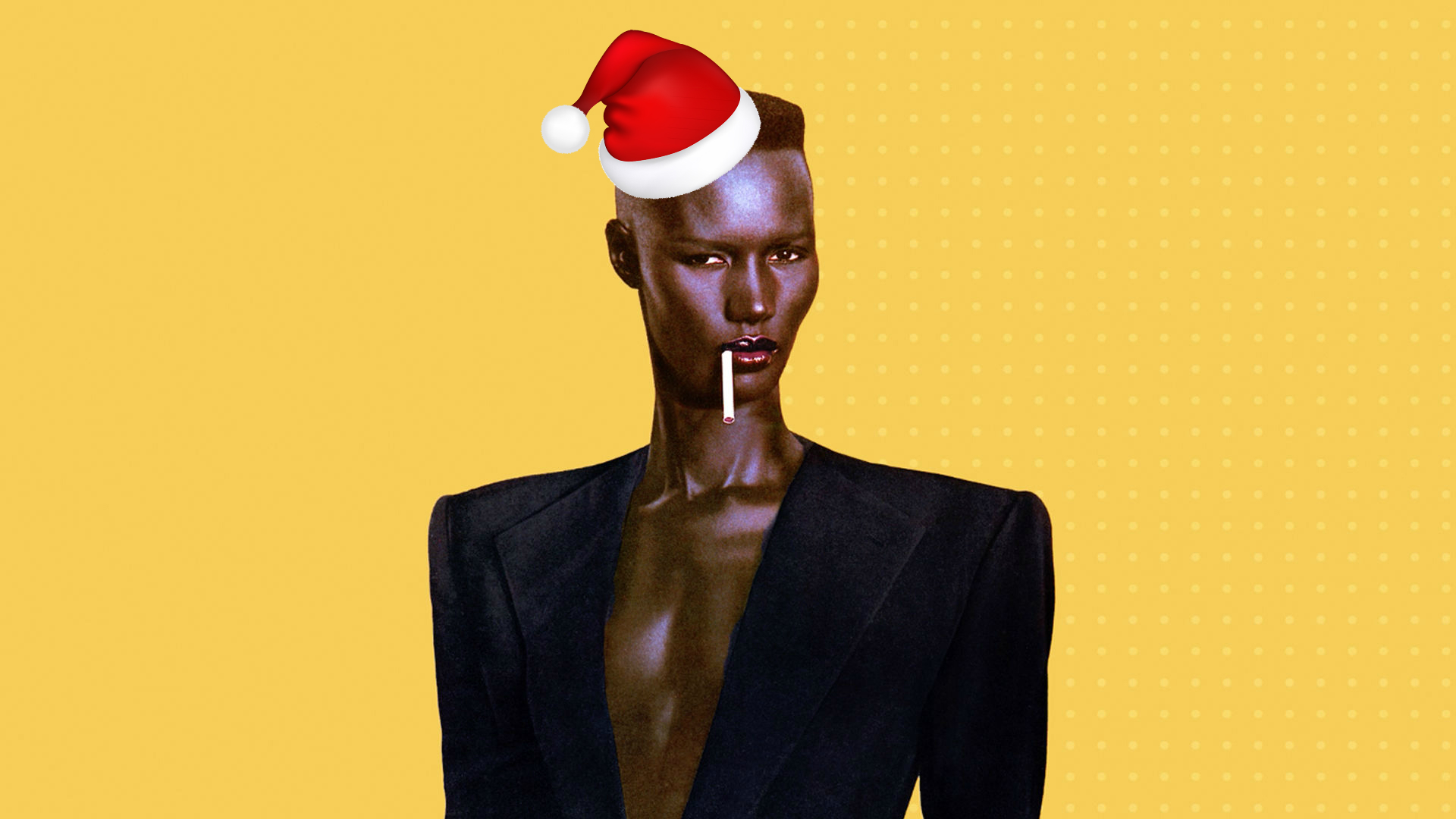 Things Grace Jones would give as Secret Santa