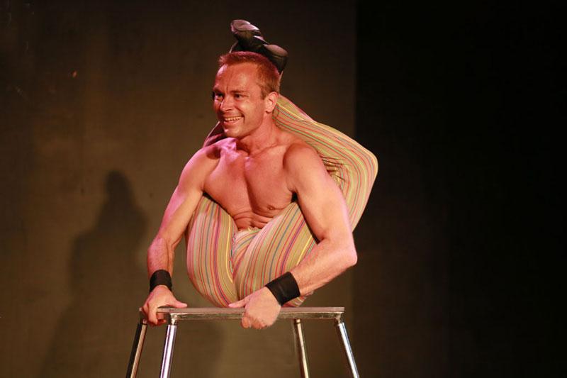 My deepest, darkest, gayest circus fantasy